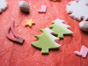 クリスマス干菓子