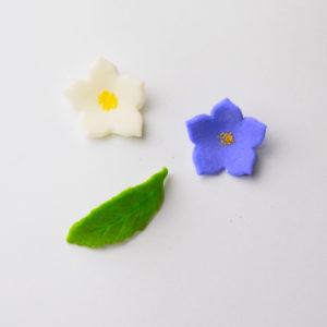 桔梗(白)(型)
